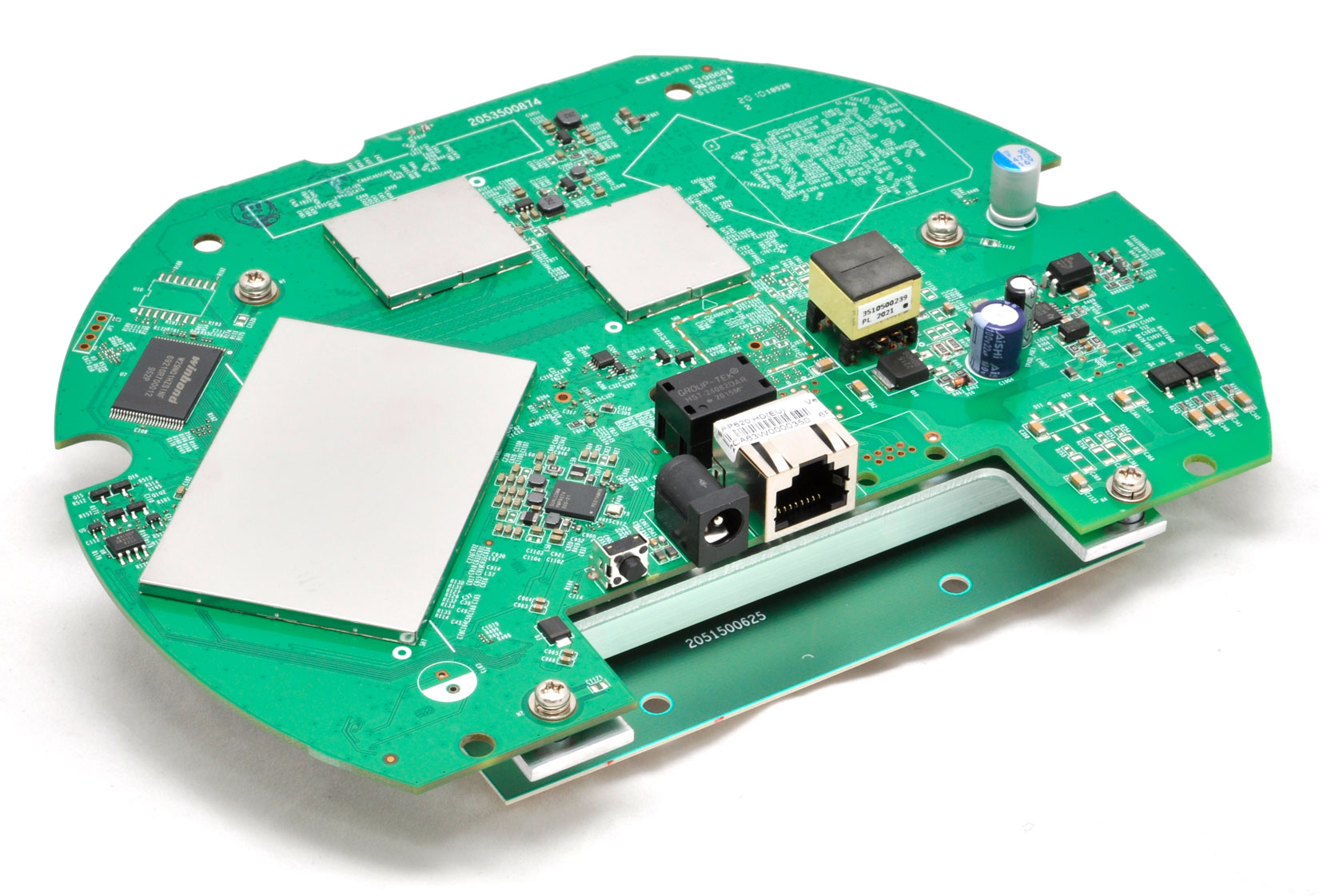 Motherboard of access point