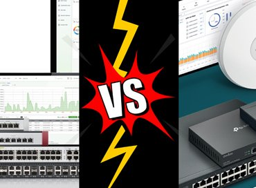 Zyxel Nebula vs TP-Link Omada: comparing centralized network management systems